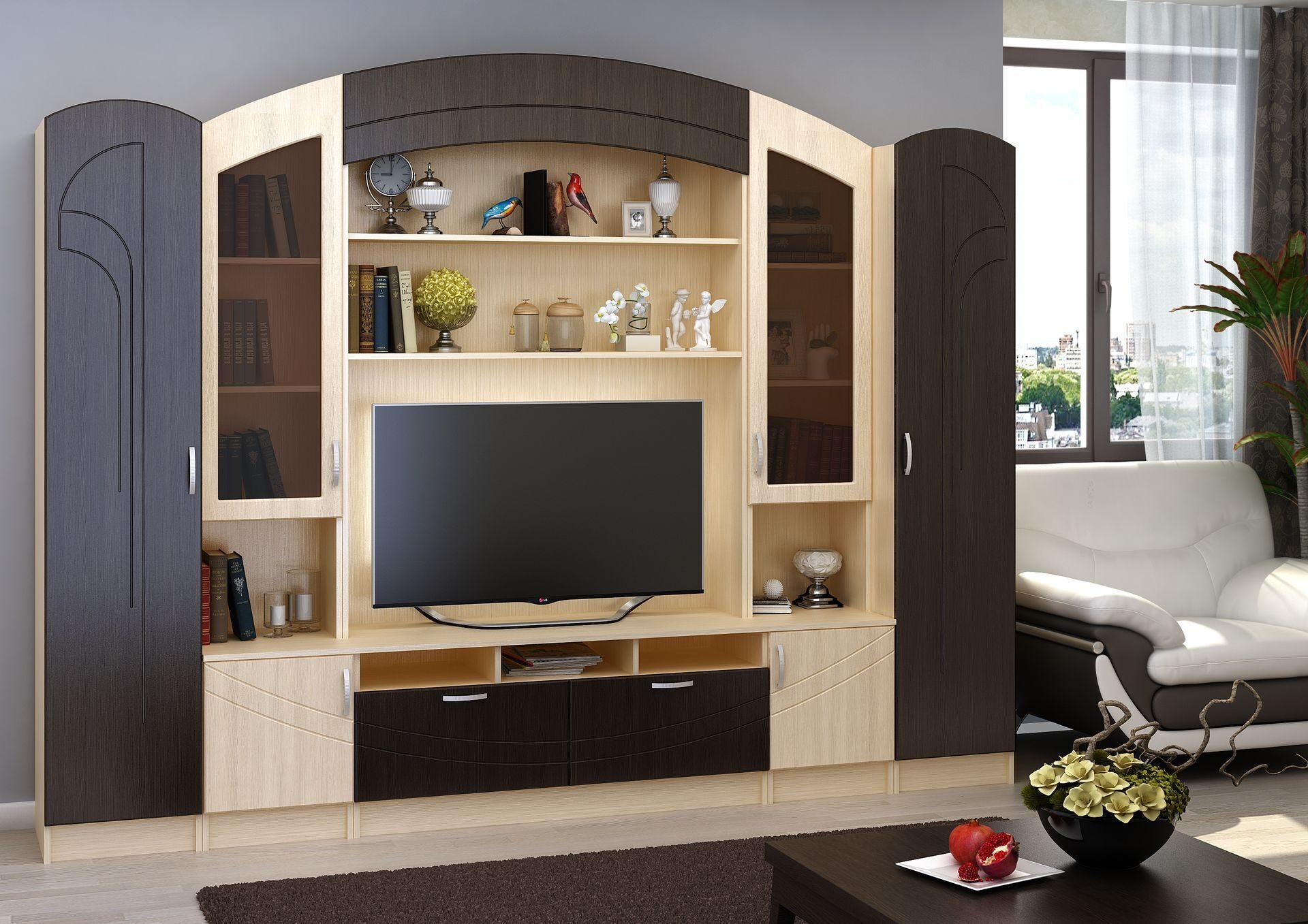 Много мебели схема сборки стенки мальта